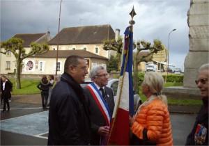 La Résistance Française: Thiviers le 8 mai 2015 : Mémorial de la brigade Rac
